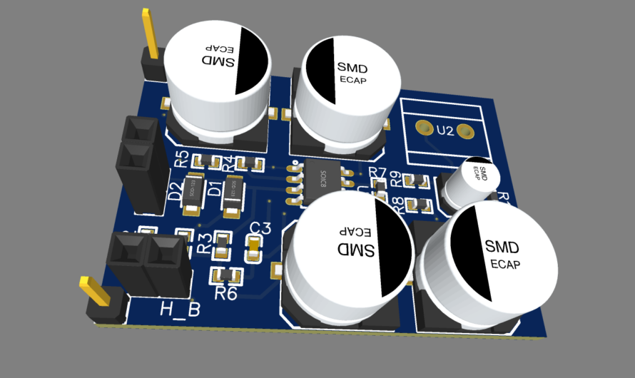 Piezo Preamps with EasyEDA & JLCPCB